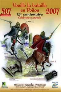 15e Centenaire de la bataille de Vouillé 507-2007